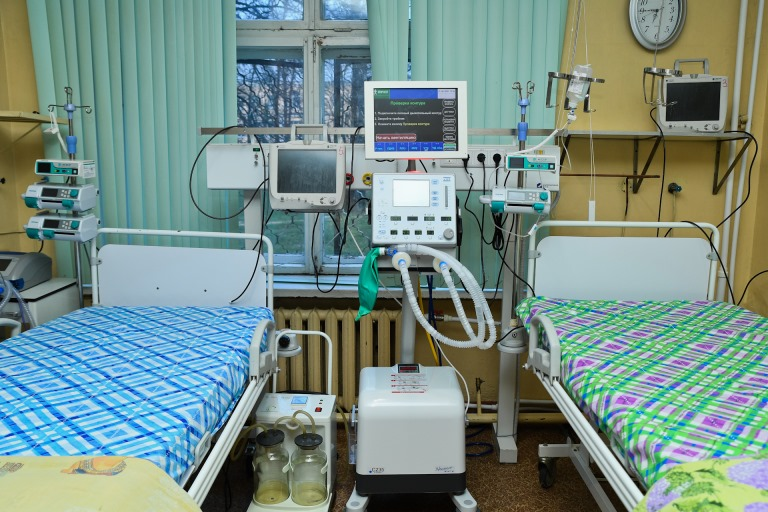 В Тверской области пустуют 204 койки для больных с коронавирусом