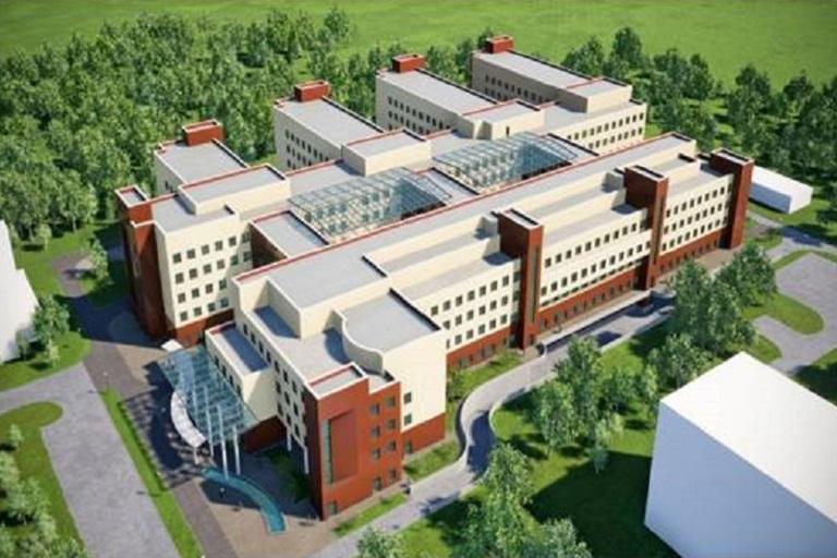Строительство Детской областной клинической больницы в Твери будет вестись ускоренными темпами