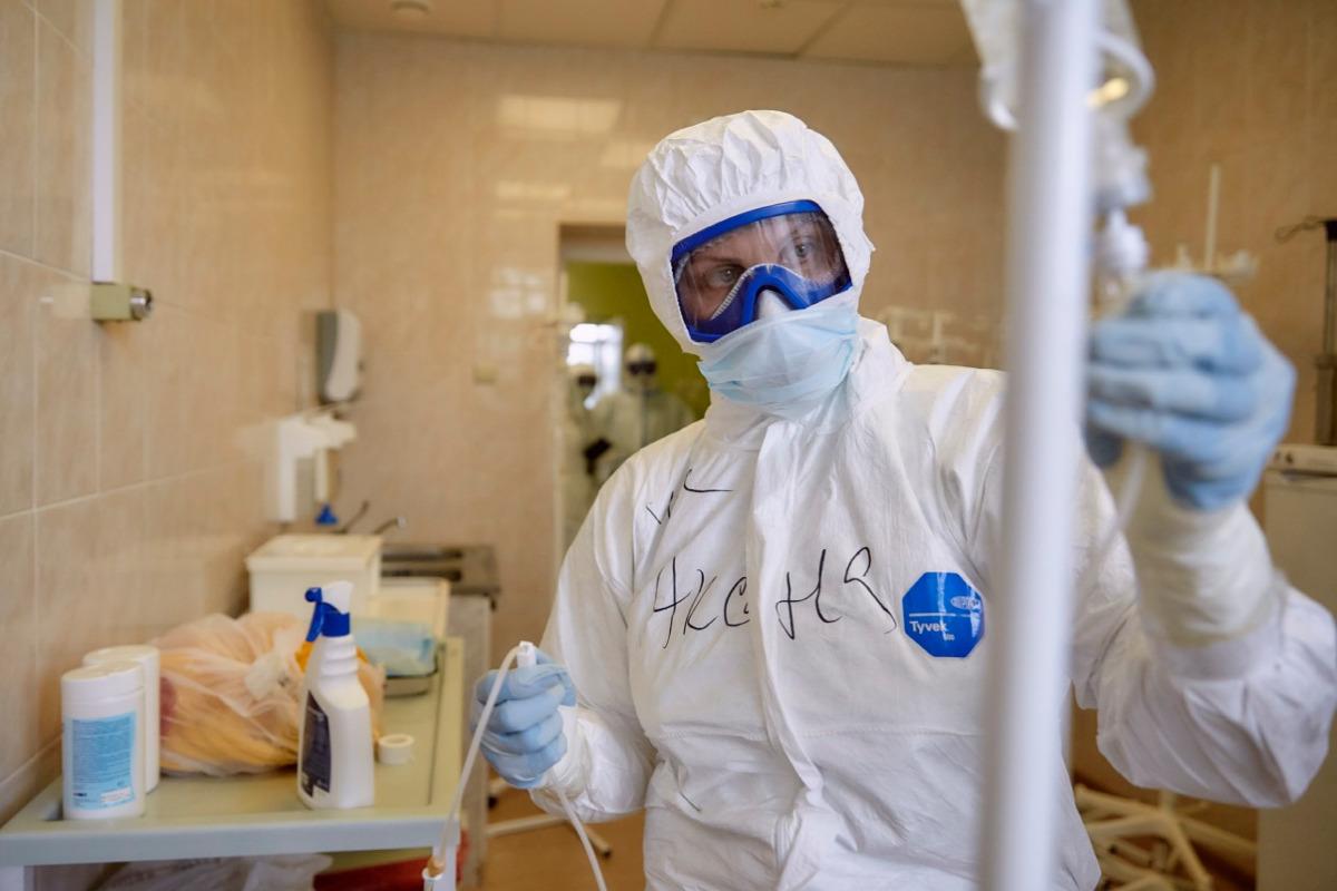 В декабре 95 студентов-медиков из Твери подключатся к борьбе с коронавирусом