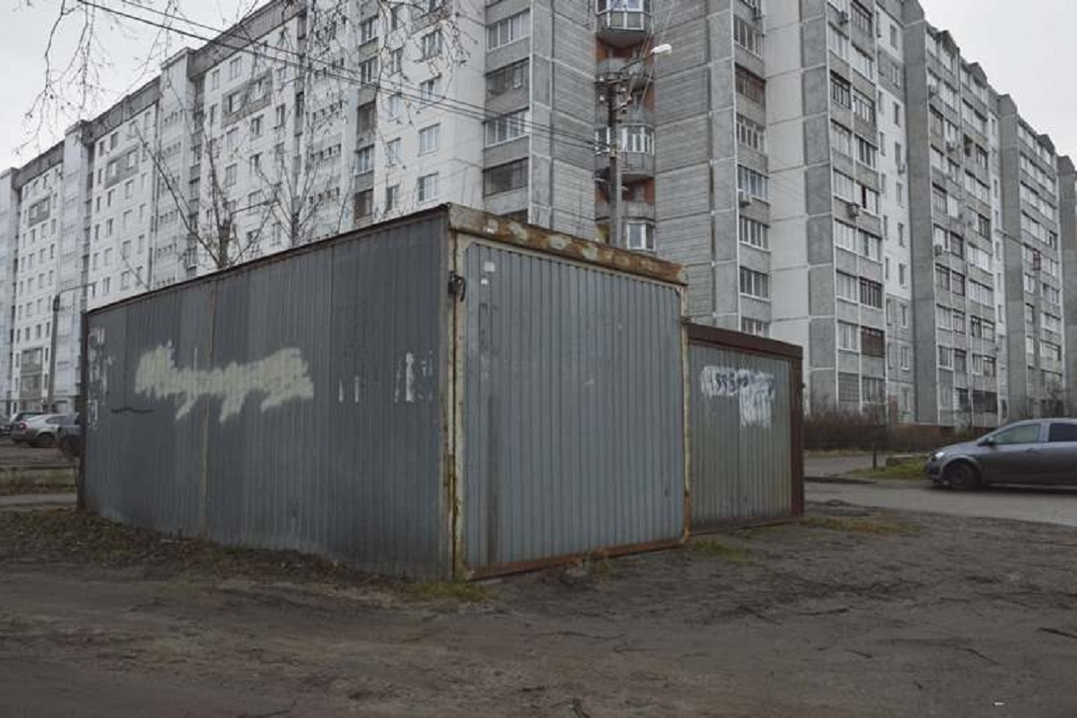 Администрация Твери добивается сноса гаражей в Московском и Заволжском районах