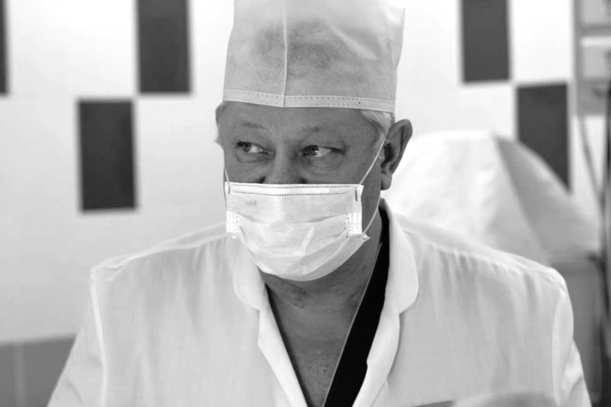 В Твери умер хирург, который спасал детей