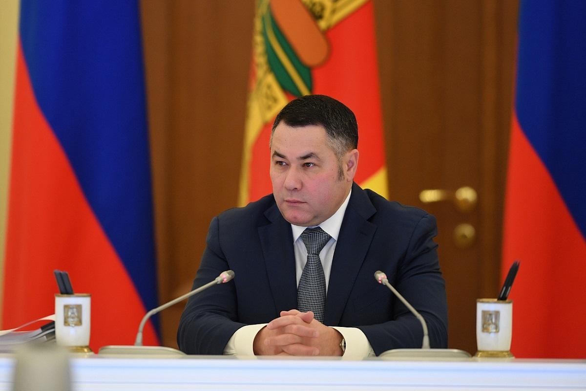 На заседании правительства Тверской области обсудили развитие лесопромышленного комплекса