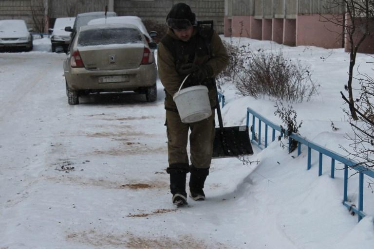 В Твери сотрудники администраций районов выявляют нарушения в содержании придомовых территорий