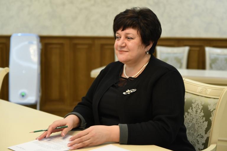 Глава Лихославльского района рассказала Игорю Рудене о ходе вакцинации населения и планах по газификации