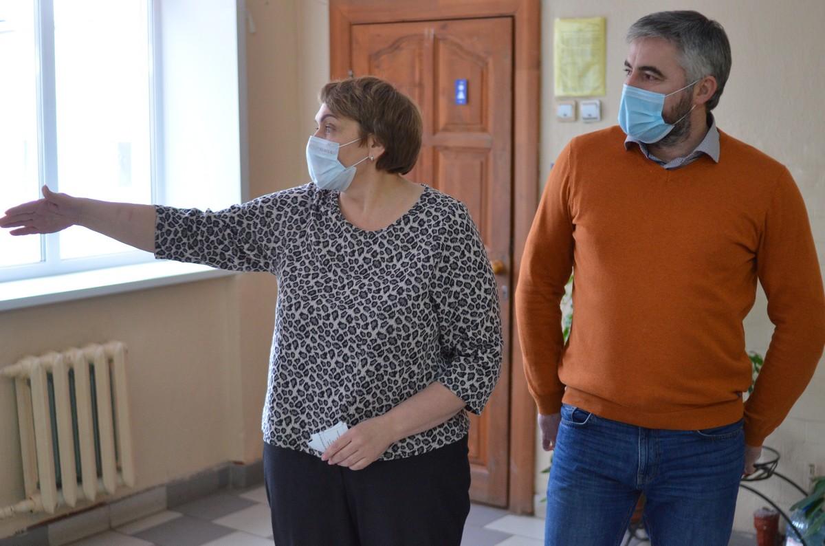 «Депутатские» миллионы помогают решить проблемы тверской школы