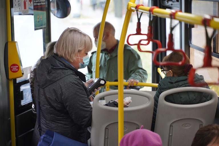Пассажиры синих автобусов в Тверской области сэкономили на проезде порядка 6 млн рублей