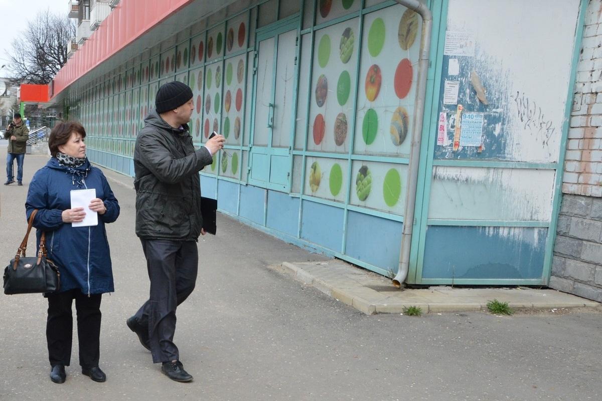 В Твери проверяют содержание фасадов зданий и благоустройство улиц
