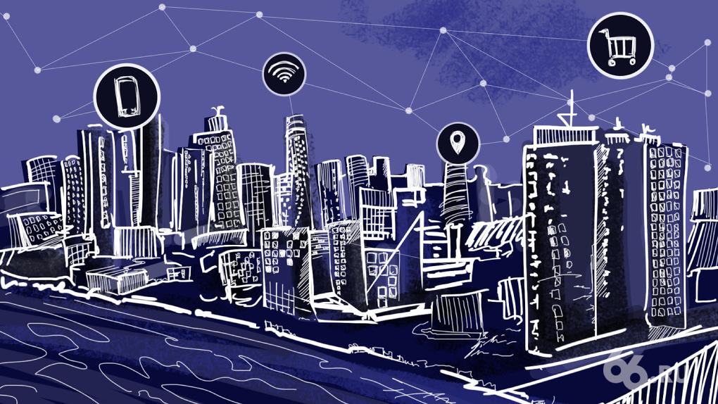 В Екатеринбурге построят гигантский частный центр хранения данных. Он позволит городу «поумнеть»