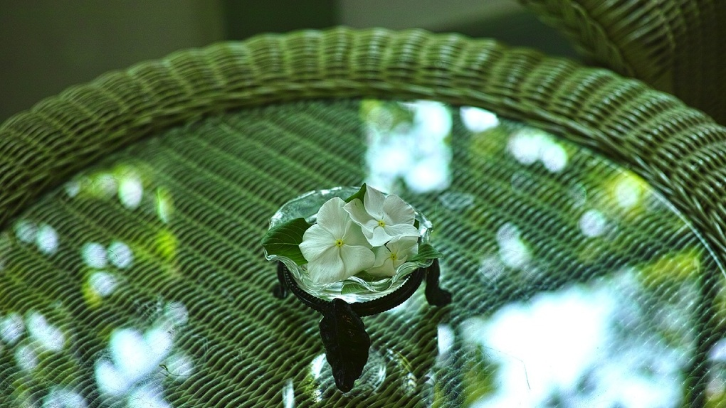 Садовая мебель — преимущества изделий из ротанга