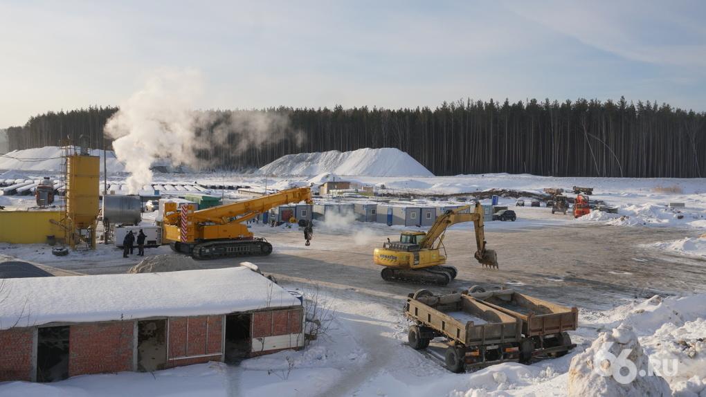 Под Екатеринбургом построят Южный обход. Он соединит ЕКАД с Челябинским трактом