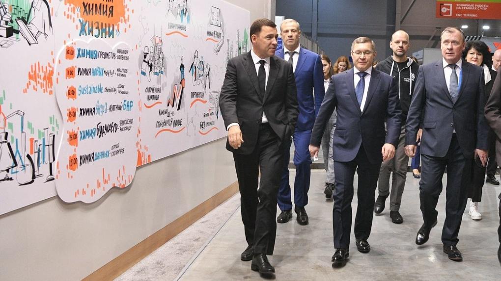 В Свердловской области — кадровый кризис: от Евгения Куйвашева ушла команда управленцев