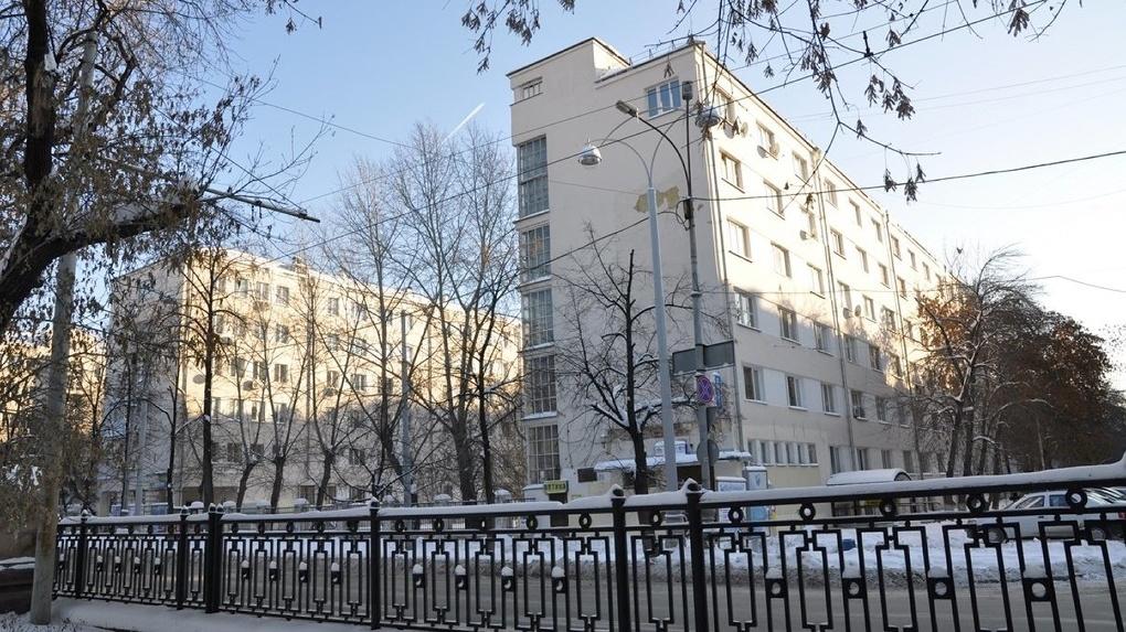 В «доме-расческе» на проспекте Ленина создадут культурный центр