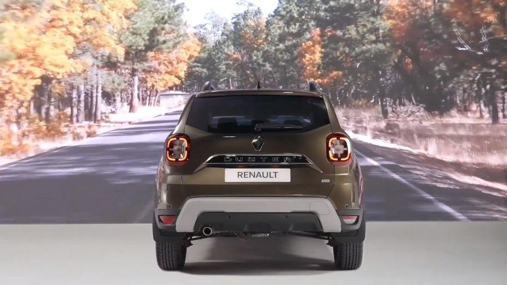 Новый Renault Duster для России: турбомотор, вариатор и система кругового обзора