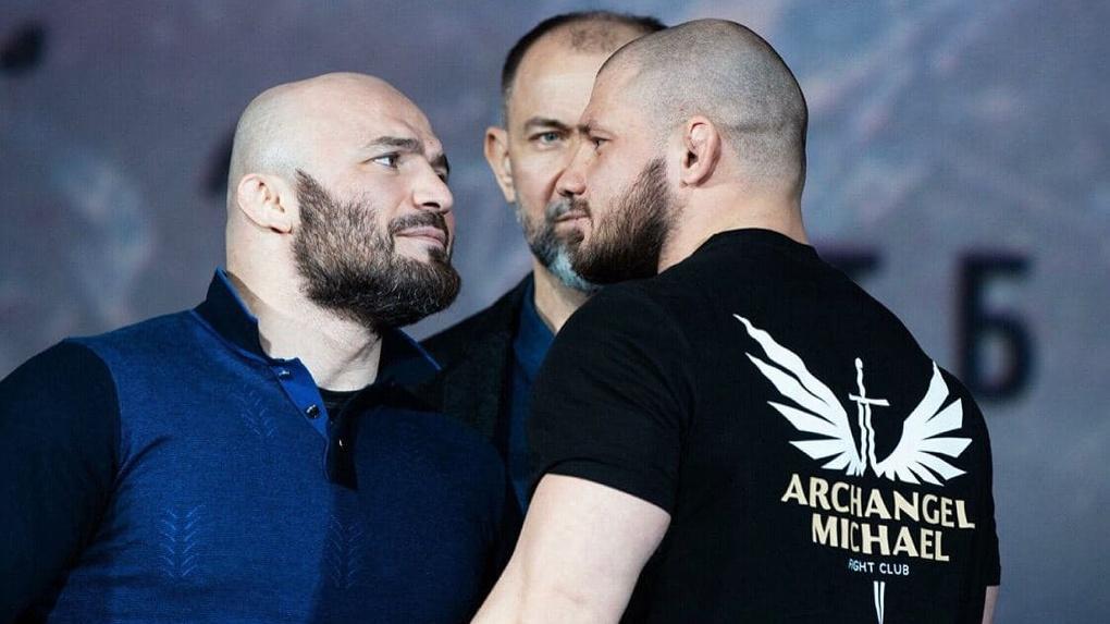 Иван Штырков проведет бой с Магомедом Исмаиловым. Это самый хайповый соперник в карьере Уральского Халка