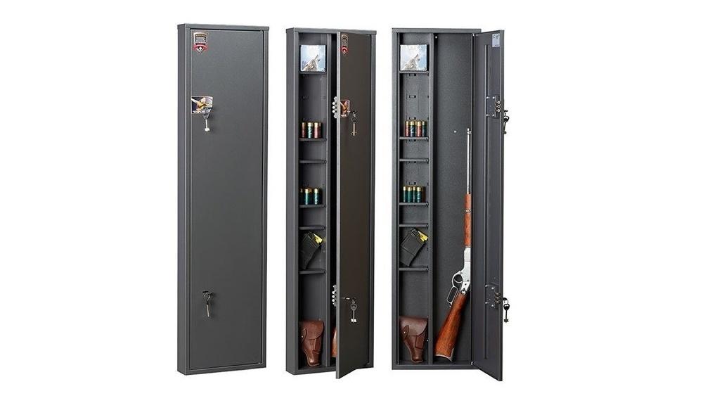 Помещение оружейного сейфа в шкаф: зачем и как это делается
