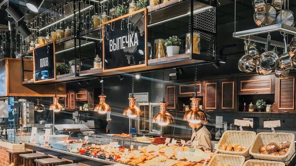 Открытие первого в Екатеринбурге фудмаркета отложили до весны