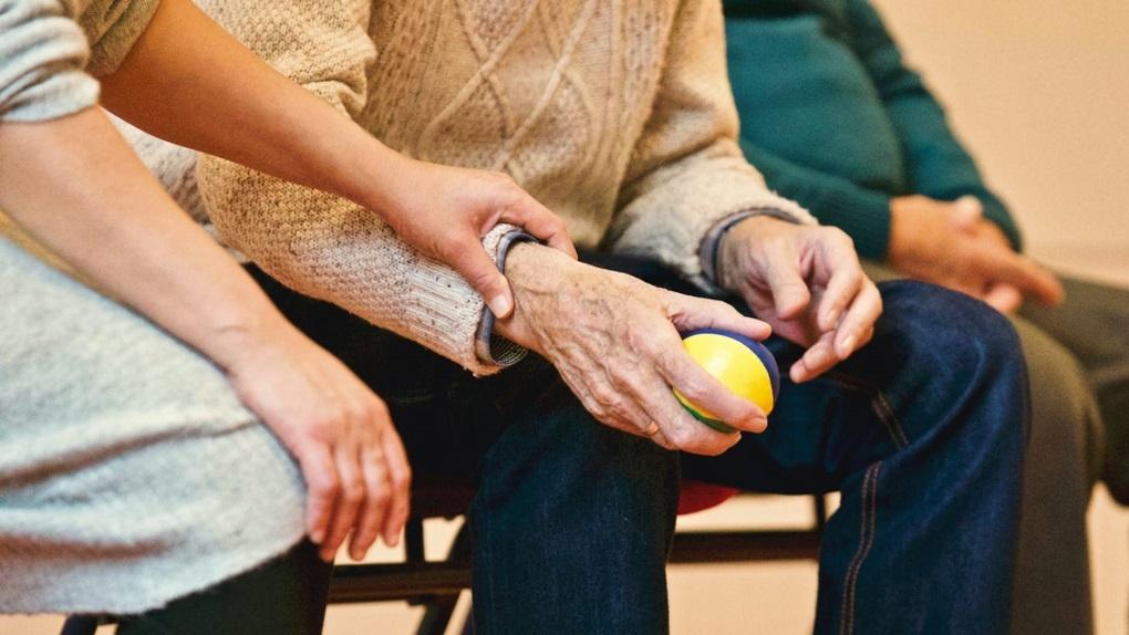 Проживание в частных домах престарелых
