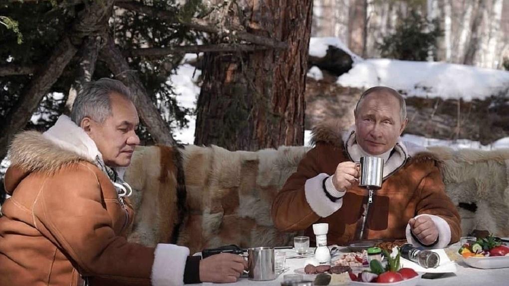 Владимир Путин уехал в тайгу. Посмотрите, как он обычно проводит выходные в лесах, горах и под водой
