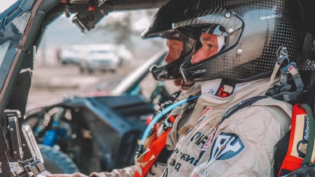 Уральский гонщик Сергей Карякин финишировал на Dakar-2021