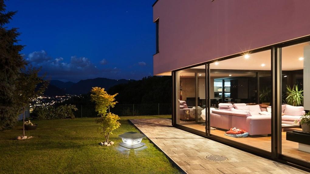 Фасадное освещение: разновидности светильников и принципы проектирования