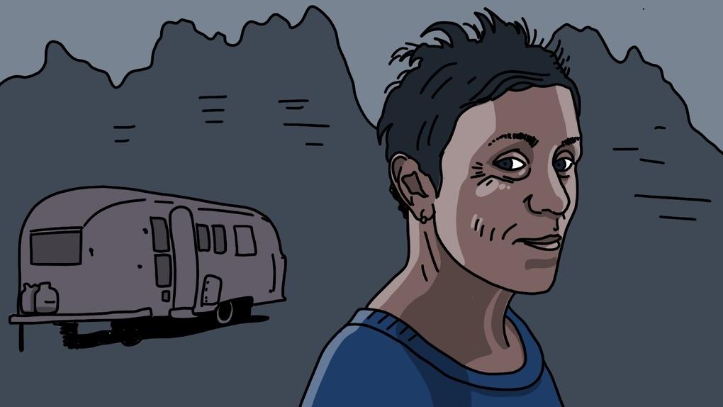 Фрэнсис МакДорманд в шаге от третьего «Оскара». Павел Матяж о фильме «Земля кочевников»