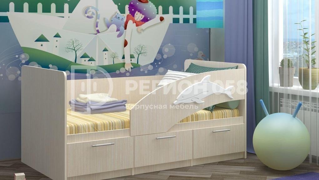 Как выбрать мебель: обустройство детской комнаты