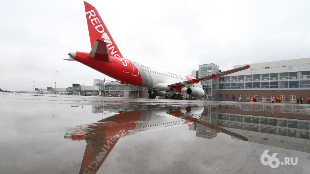 Из Кольцово запустят новые рейсы в Турцию и страны СНГ
