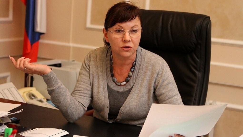 Министр финансов Свердловской области Галина Кулаченко уйдет в отставку