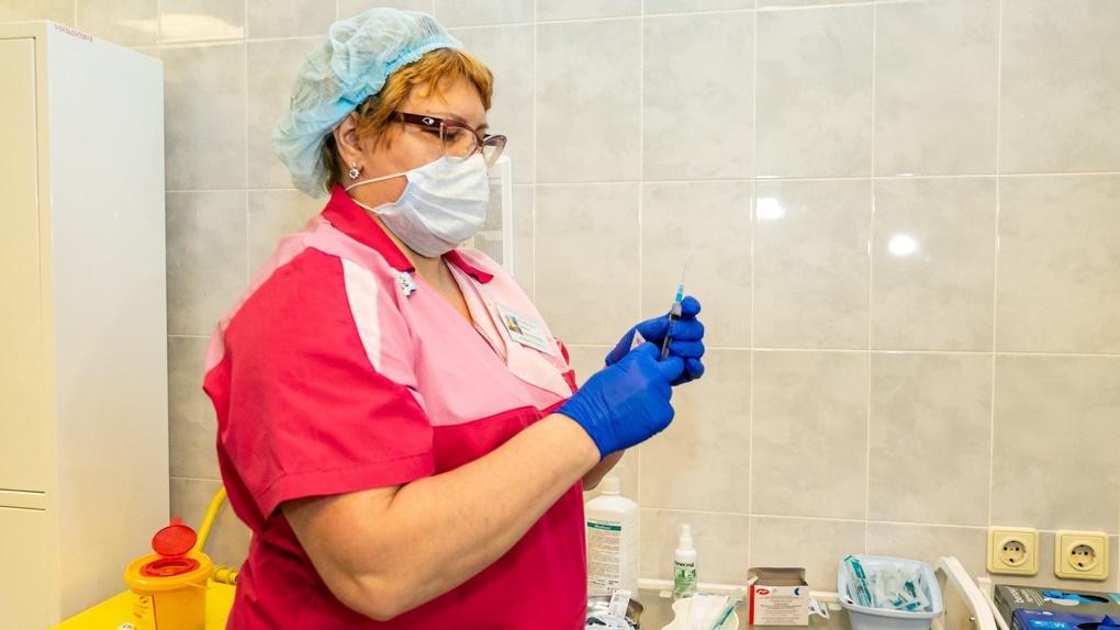 В Екатеринбурге заканчивается вакцина от коронавируса