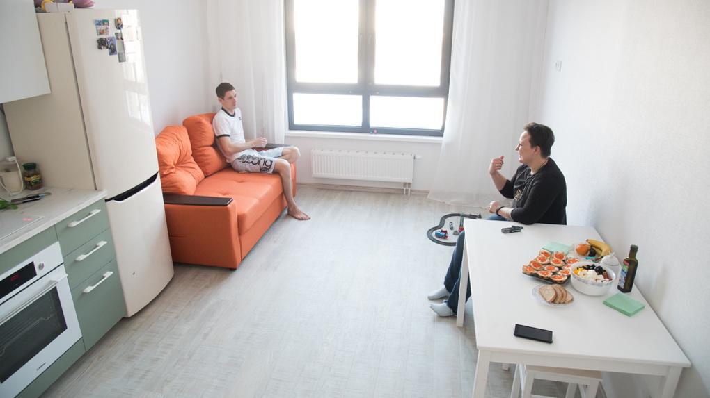 Льготную ипотеку потратили на самые маленькие квартиры. В Екатеринбурге спрос на них взлетел в три раза