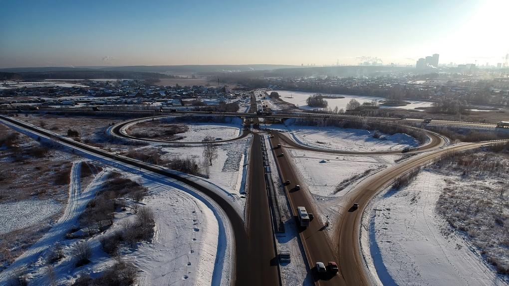 Трамвай до Пышмы обещали закончить в декабре 2020. Фоторепортаж о том, что успели на самом деле