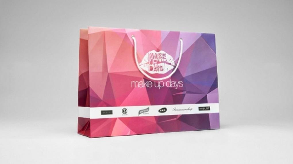 Популярность бумажных пакетов с логотипом