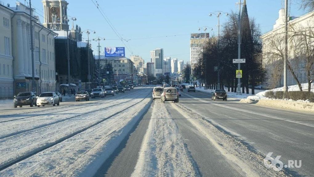 Прокуратура потребовала от Алексея Орлова почистить дороги от снега