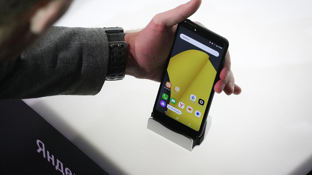 Производителей смартфонов заставят устанавливать российский поисковик по умолчанию