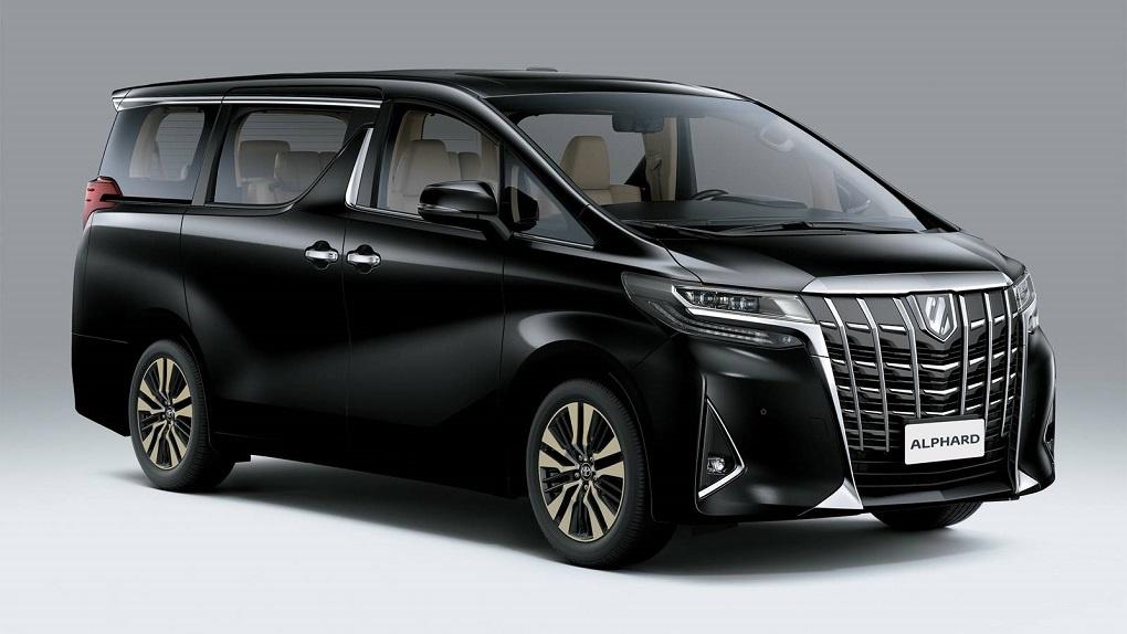 Toyota Alphard и Toyota Hiace — выигрышные авто для бизнеса