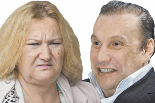 Вдова Юрия Лужкова Елена Батурина и её брат Виктор Батурин делят миллиардное наследство