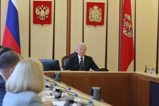 В правительстве Красноярского края назревает очередной коррупционный скандал