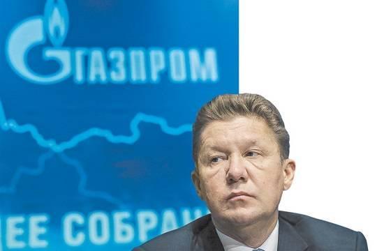 За чей счёт Алексей Миллер финансирует убыточный экспорт газа?