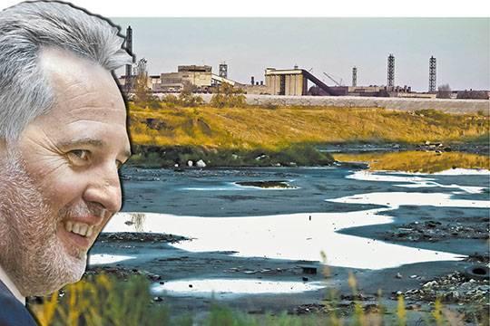 Завод украинского олигарха Фирташа в российском Крыму травит людей и море