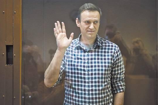 Алексею Навальному определили быть в колонии до июля 2023 года