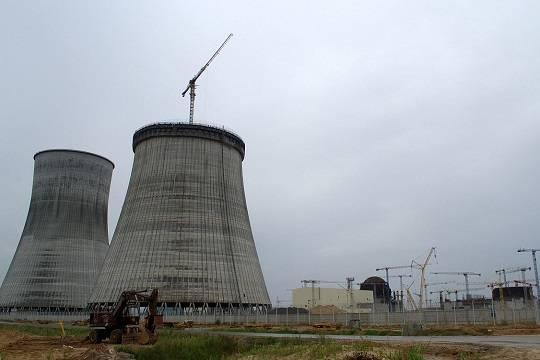 Белорусская АЭС, которую строил «Росатом», остановилась через день после запуска