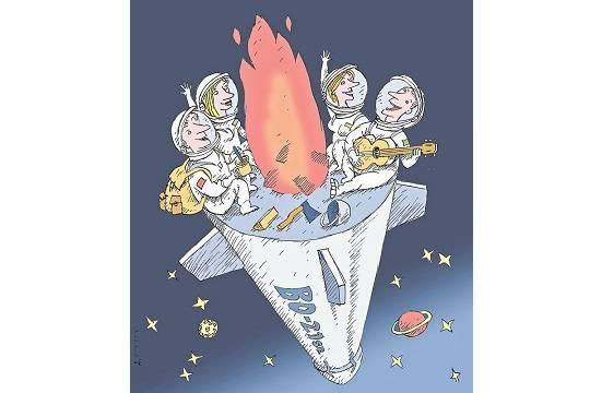 Билеты к границе космоса раскупаются как горячие пирожки