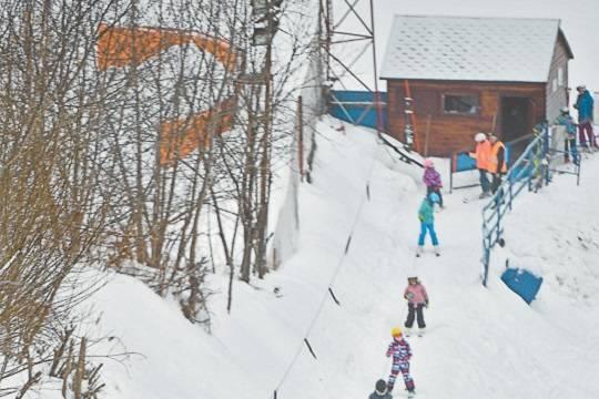 Бюджет тратится на горнолыжные курорты вопреки климату