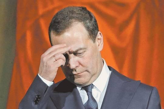 Дмитрий Медведев может возглавить Союзное государство