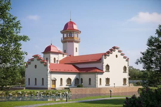Екатериновский маяк станет конгресс-центром всероссийского масштаба