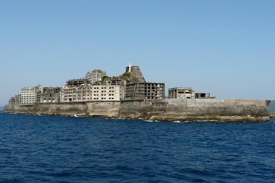 Из подводных шахт «Мицубиси» за 84 года было добыто 16,5 миллионов тонн угля