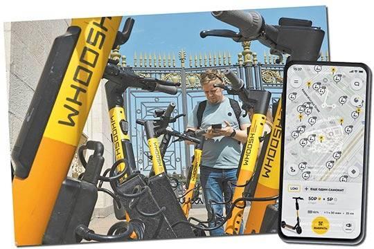 Как «Сбер», «Яндекс» и ВТБ делят рынок проката электросамокатов