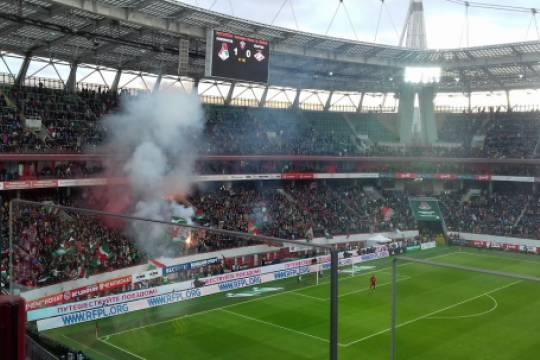 «Локомотив» уволил 23 сотрудника после публикации фотографии в соцсетях