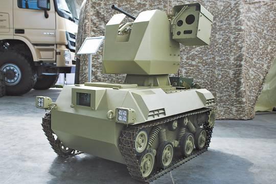 Сергей Шойгу выдал старые разработки боевых роботов за новинку?