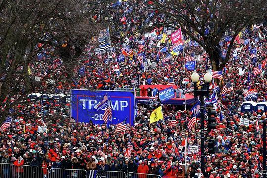 Как сторонники Дональда Трампа в Вашингтоне захватили конгресс и к чему это может привести